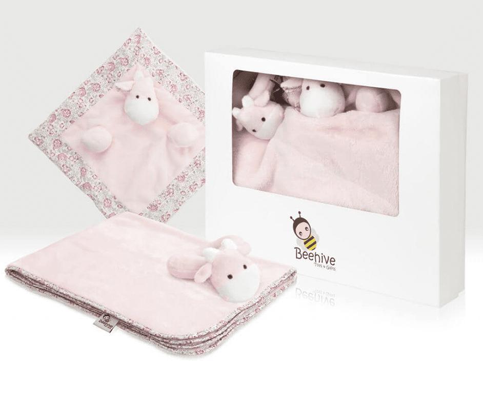 Pink Comforter