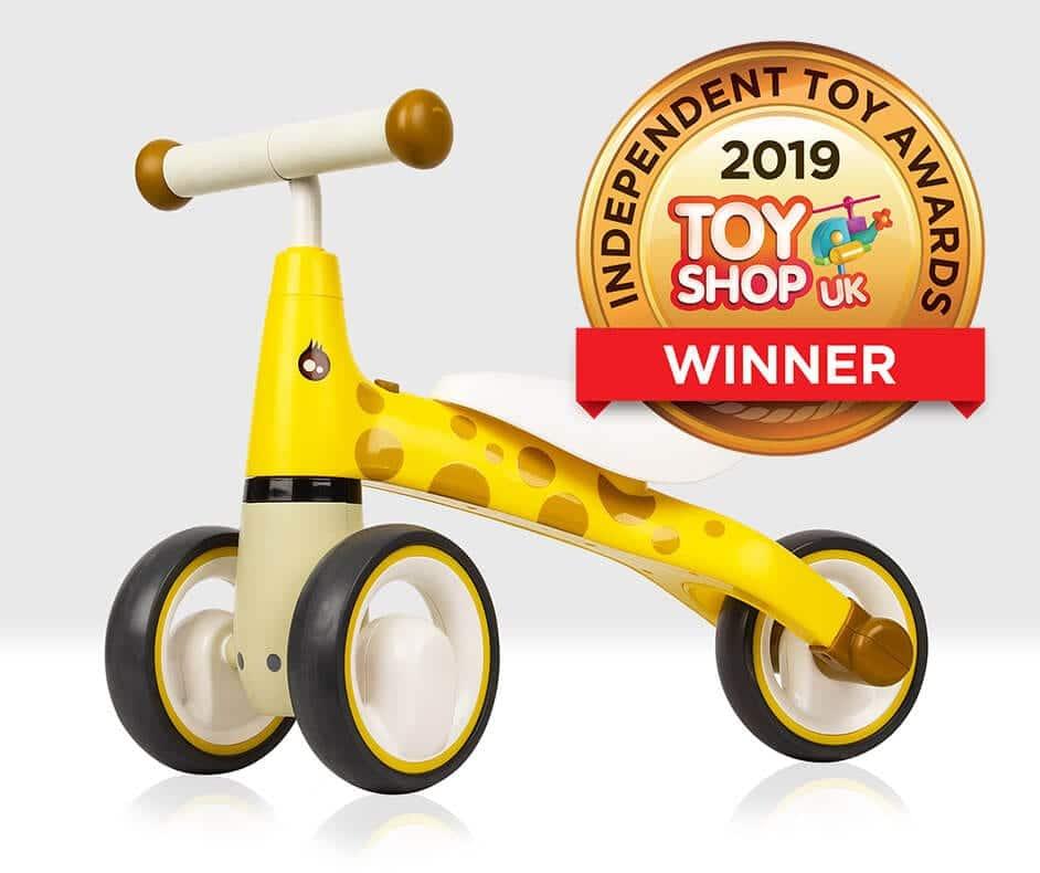 Beehive Toys giraffe bike